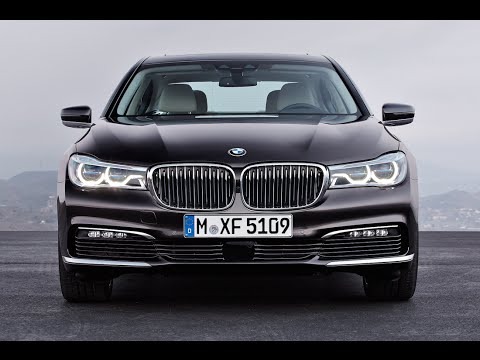 BMW 7 Series 2016 Morphing From BMW E32 E38 E65 F01 Commercial BMW 7er Video CARJAM TV HD