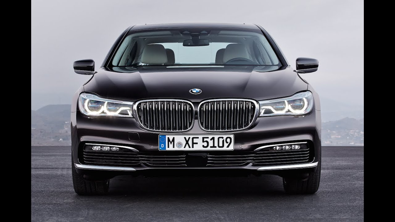 BMW 7 Series 2016 Morphing From E32 E38 E65 F01 Commercial 7er Video CARJAM TV HD
