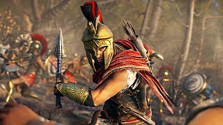 SPARTAN ASSASSIN Assassin s Creed Odyssey, Part 6