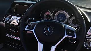 2013 T MERCEDES-BENZ E CLASS 3.0 E350 BLUETEC AMG SPORT FOR SALE | CAR REVIEW VLOG