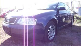 2001 Ауди А6  2.5 TDI. Обзор (интерьер, экстерьер).