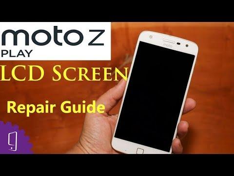 Moto Z Play LCD Screen Repair Guide