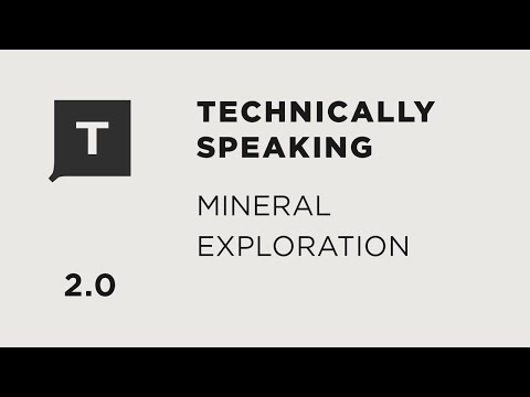 Topic 2: Mineral Exploration