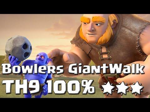 Giantwalk con Boleros EXPLICADO! 3
