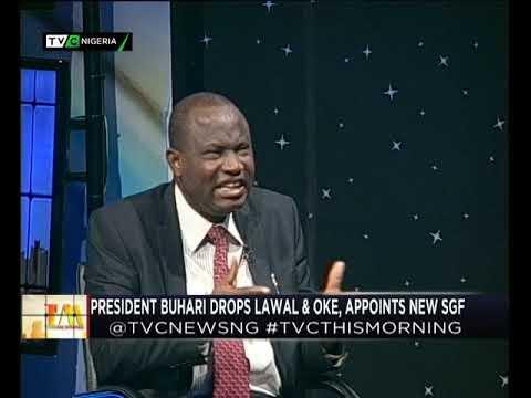 This Morning October 31st | President Buhari fires Babachir Lawal, Ayo Oke