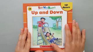 8세 영어읽기 up and down