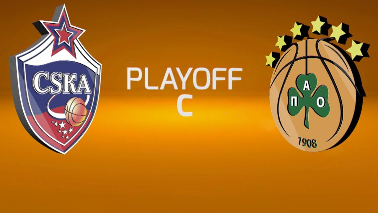 Cska Panathinaikos Hd: Playoffs Preview: CSKA Moscow-Panathinaikos Athens
