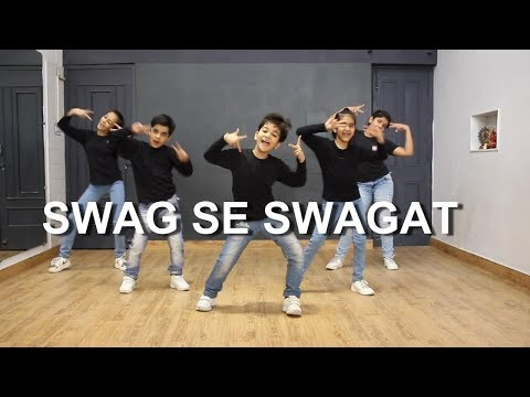 Song- Swag Se Swagat  Outstanding Performance By Kids  Tiger Zinda hai