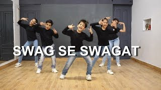 Swag Se Swagat Kids Dance Video | Tiger Zinda hai | Bollywood Dance Choreography | Deepak Tulsyan