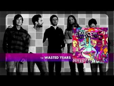 Hot Album This Week: Overexposed - Maroon 5
