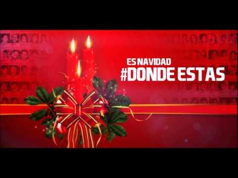 Es Navidad Dónde Estás - C-Kan, Banda Fresa, Bruno de Jesús, Banda Agua de la Llave Etc 2014