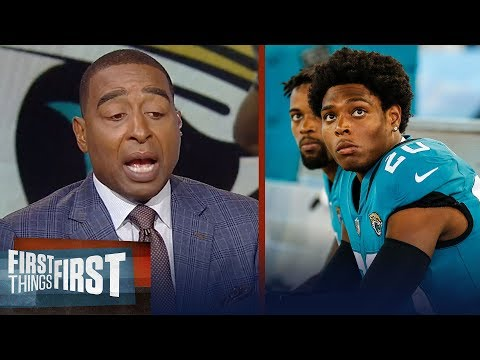 Cris Carter on Jalen Ramsey's latest comments about Gronk | NFL | FIRST THINGS FIRST
