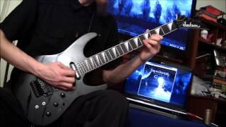 "Guitar Cover: Dream Theater - ""A Nightmare To Remember"""