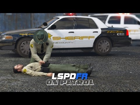 LSPDFR - Day 351 - Officer Down
