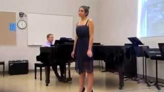 A Little Bit In Love by Leonard Bernstein