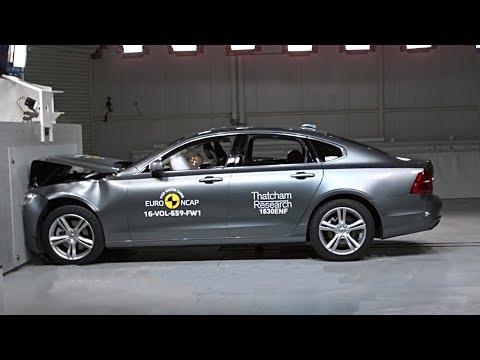 Почему Volvo считается одним из самых безопасных авто