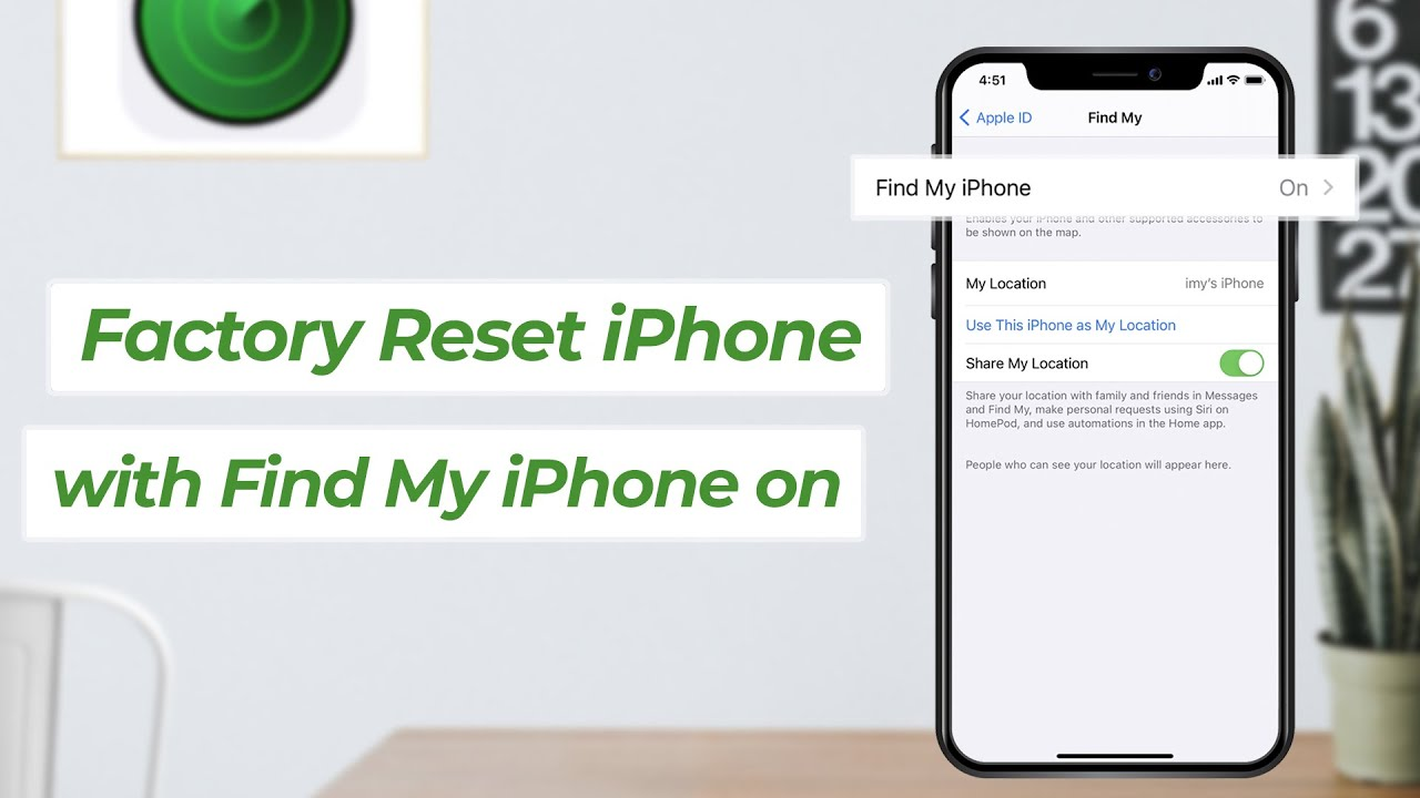 reset iphone without apple id find my iphone on  For GSM