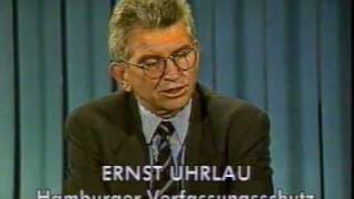 Tagesthemen 1992 mit Bericht über Rechtsrock