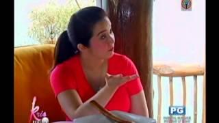 Dawn's husband prepares kinilaw na sugpo