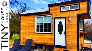Amazing Tiny House Jack With Full Kitchen And Living Room | Tiny House Interiors