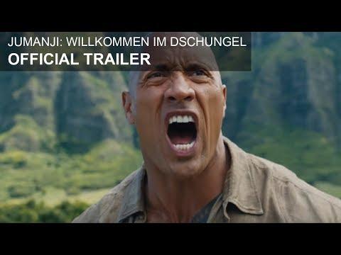 Jumanji: Willkommen im Dschungel - HD Trailer