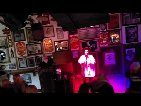 Marcus and Sandy - Pink visits Paso Robles bar and sings karaoke.