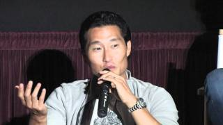 11th San Diego Asian Film Fest: Asian American Actors Panel Part 4