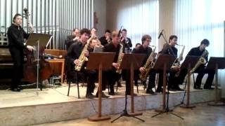 Academy big band orchestra, Alf theme
