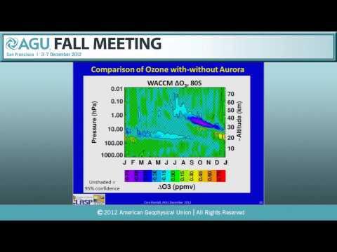 Fall Meeting 2012: New Atmospheric Sciences Fellows Presentations II