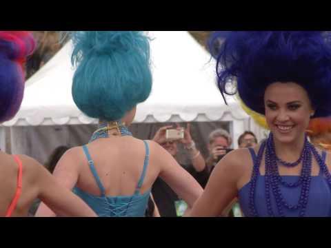 Trolls: Red Carpet Cannes Event - Anna Kendrick & Justin Timberlake