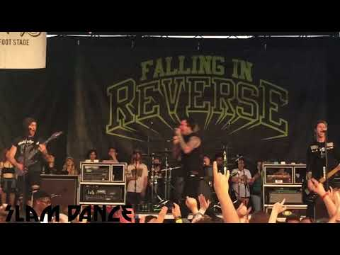 Falling In Reverse - Full Live Set - Vans Warped Tour 2017