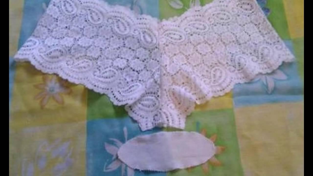 Пошив нижнего белья своими руками - YouTube 6ea3563046b45