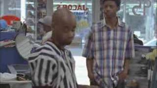 The Wire Clip: Poot got himself a job