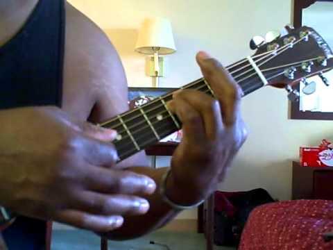 How Can You Mend A Broken Heart / Al Green Record Version Guitar Lesson