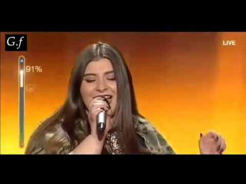 Rising Star Greece ----- Αναστασία Καζαμία -- Paris (Ooh La La)