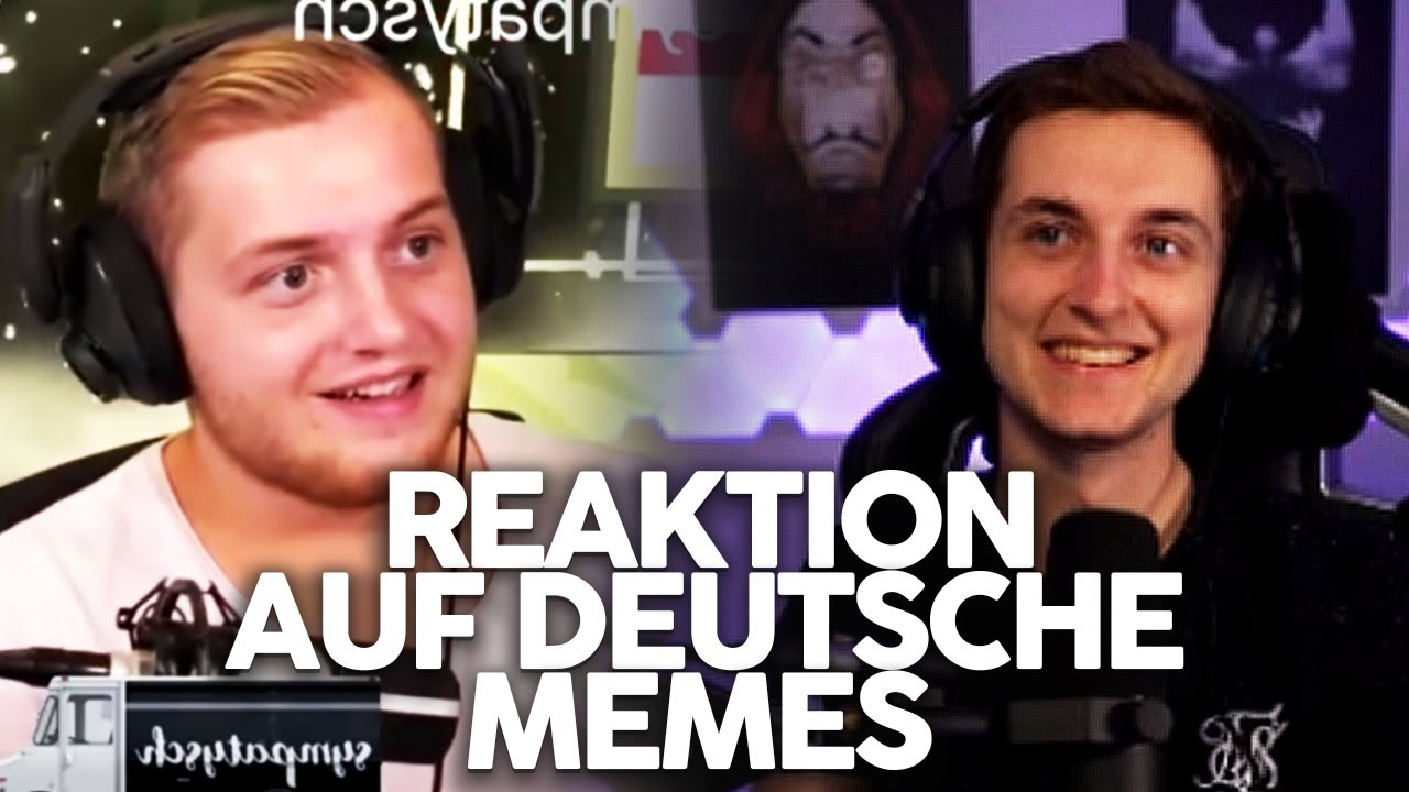 PAIN reagiert deutsche memes die.. OMG WALKOUT! - youlooked.exe | Pain Livestream Highlights