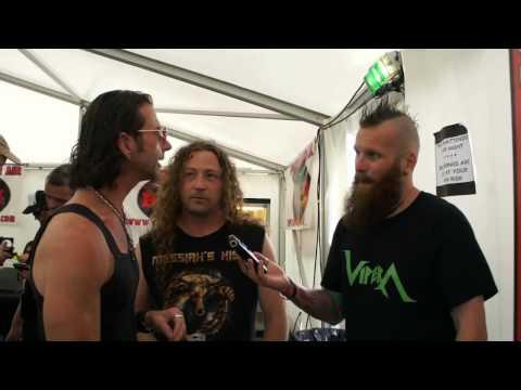 Messiah's Kiss Bloodstock Festival Interview 2015
