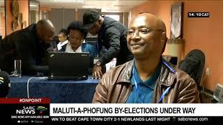 Maluti-a-Phofung Local Municipality by-elections under way