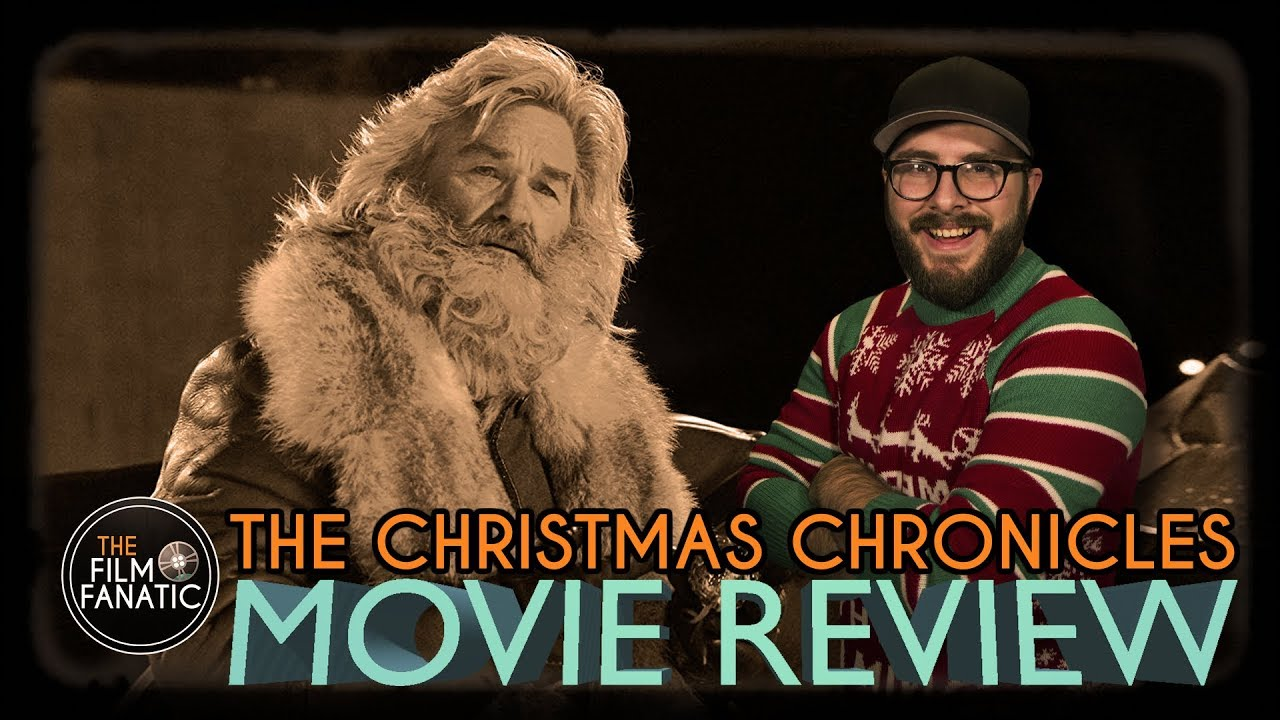 Christmas Chronicles Review.The Christmas Chronicles Movie Review