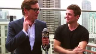 Colin Firth & Taron Egerton | You
