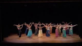 Bellydance Sparkles Show - Presentation - Bellydance by Johanna