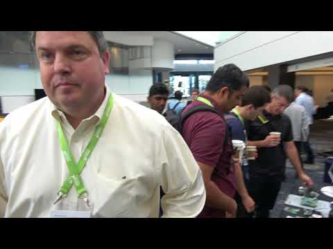 Interview with Matt Grob, Qualcomm EVP, Technology at Linaro Connect San Francisco 2017
