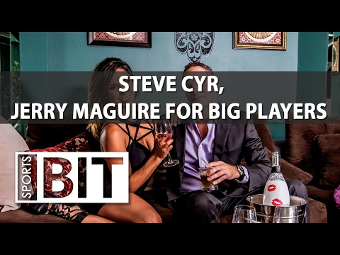 Sports BIT | Deep Dive With Steve Cyr Part I | Sports Betting