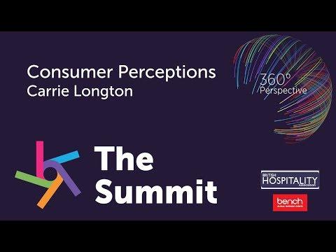 BHA Summit 2017  - Consumer Perceptions