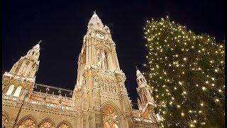 Vánoční Vídeň 2017 s adventními trhy 9.12.2017/Christmas markets Vienna 2017/