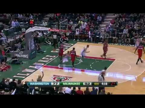 NBA Bucks Vs Wizards Game Recap 12/30/2011