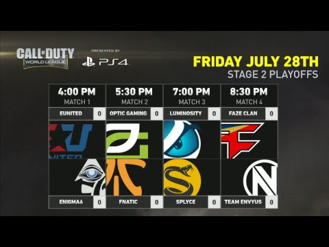CWL North American Last Chance Qualifier