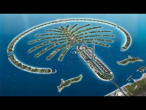 THE WONDERFUL PLANET 🌎-THE PALM IN DUBAI 🇦🇪 LIVE NOW