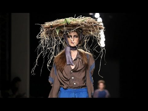 Andreas Kronthaler for Vivienne Westwood | Spring Summer 2017 Full Fashion Show | Exclusive