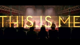 Video The Greatest Showman - This Is Me (Official Lyric Video) download MP3, 3GP, MP4, WEBM, AVI, FLV Agustus 2018